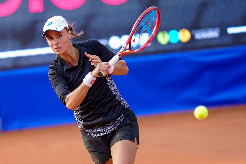 Ангелина Калинина прошла в полуфинал турнира в Хорватии Zagreb Ladies Open ITF