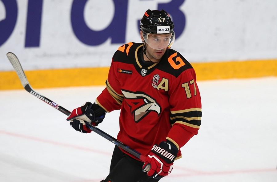 Илья Ковальчук из «Авангарда» продолжит свою карьеру в НХЛ