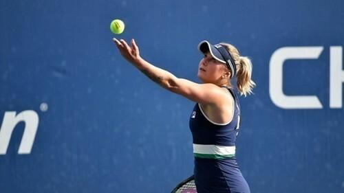Поражение Катерины Козловой на турнире WTA 1000 в Мадриде
