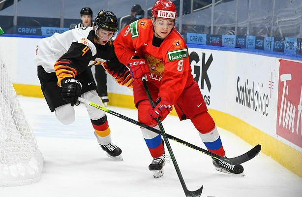 Победа, поражение и снова победа: сборная России переиграла Германию на ЮЧМ-2021!