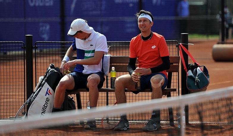 Сергей Стаховский вышел в финал в парном турнире АТР в Остраве