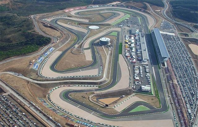 Первый в карьере Гран-При Португалии для Фернандо Алонсо