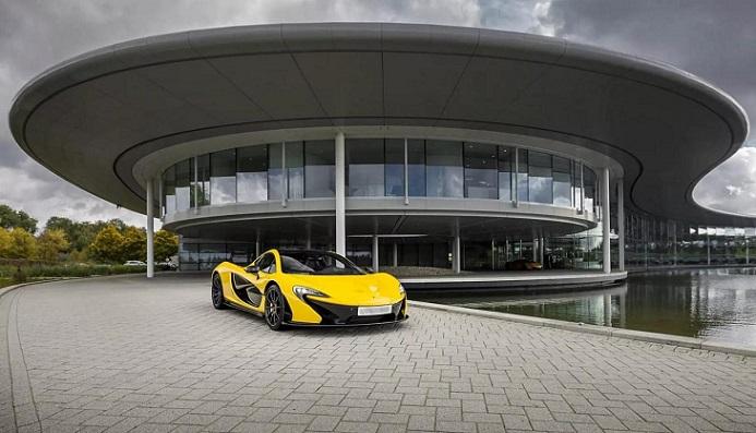 McLaren продает базу F1