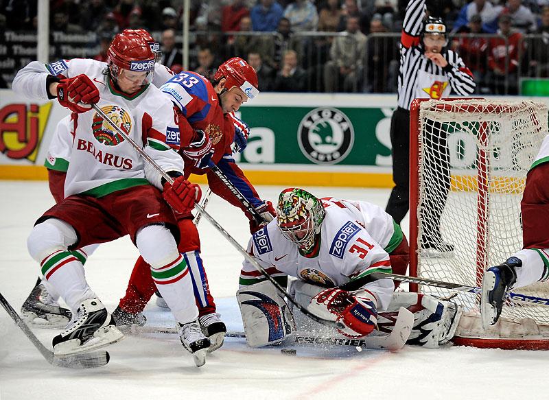 Кто поможет сборной Беларуси по хоккею на Чемпионате Мира в Латвии?