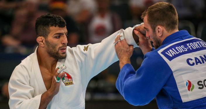 Дзюдоисты Ирана дисквалифицированы из международных соревнований за инцидент на ЧМ-2019 в Токио