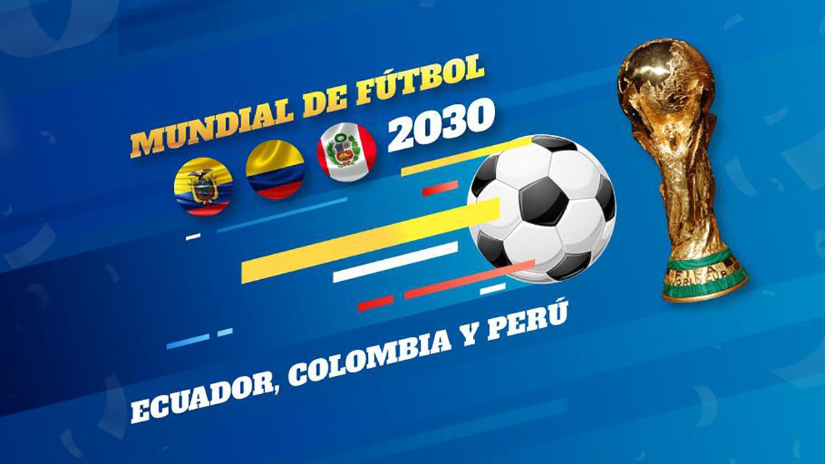 Хозяевами ЧМ-2030 по футболу могут стать Испания и Португалия