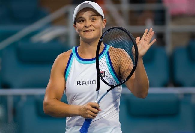 Эшли Барти взяла свой первый «Wimbledon»