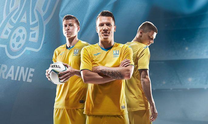Общую стоимость игроков сборной Украины оценили в 197,2 миллиона евро
