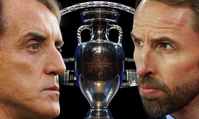 Англия или Италия: кто станет победителем Евро-2020?