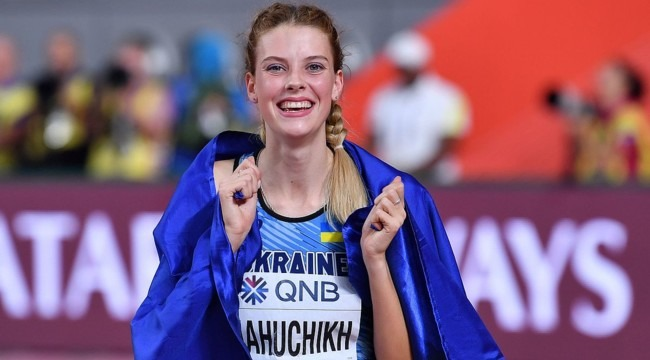 Ярослава Магучих положила ещё одно золото в украинскую копилку на ЧЕ-2021