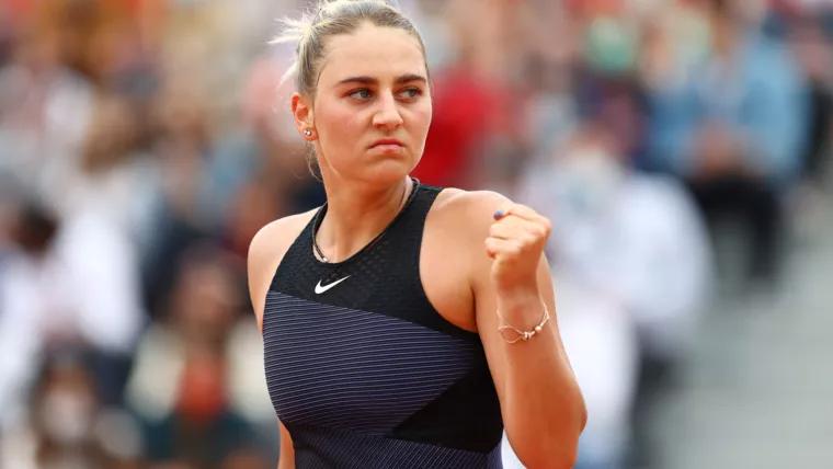 Костюк обыграла россиянку и продолжает борьбу в «Roland Garros»