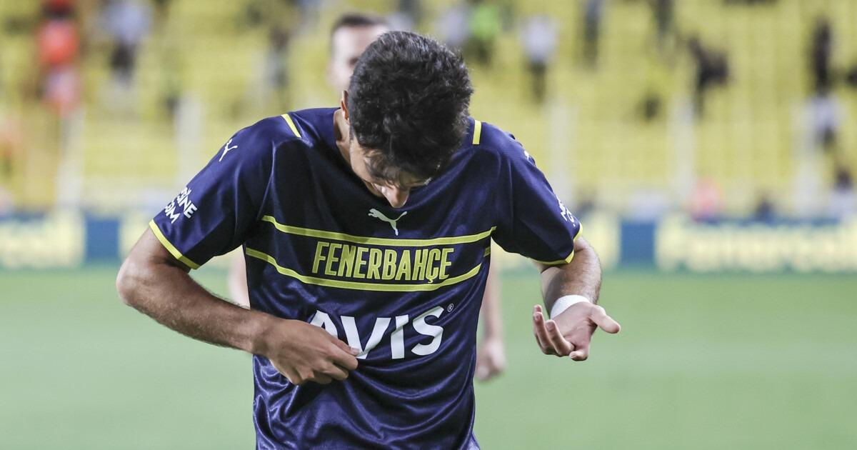 Игрок «Фенербахче» не нашел эмблему клуба на своей форме