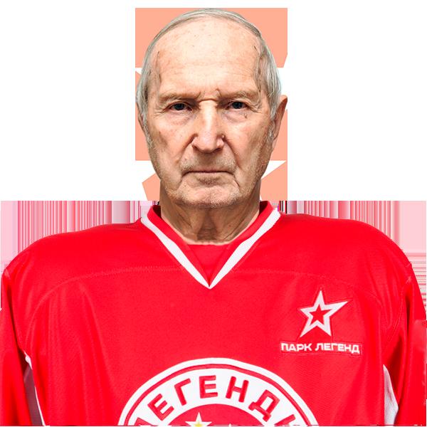 Умер известный хоккеист Виктор Шувалов