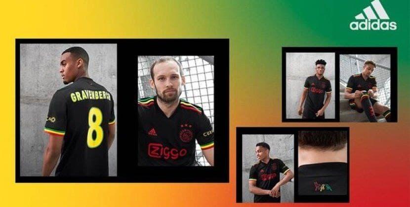 """УЕФА требует от """"Аякса"""" убрать логотип с тремя птичками на игровых футболках команды"""