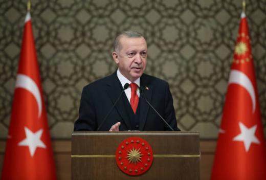 Президент Турции Эрдоган увидел политический мотив в переносе в другие страны этапа Гран-При Формулы-1 и финала Лиги чемпионов