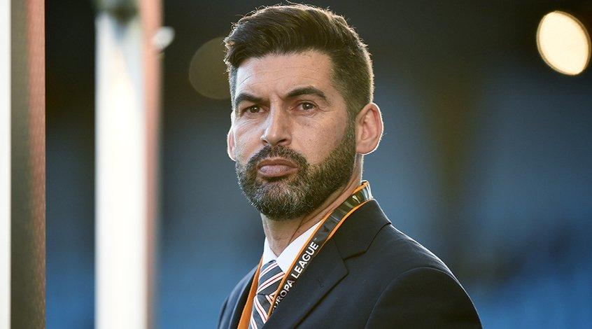 Фонсека уходит с поста тренера «Ромы»