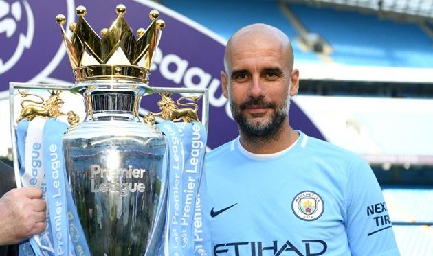 Плюс один титул в копилку тренера Манчестер Сити Пепа Гвардиолы