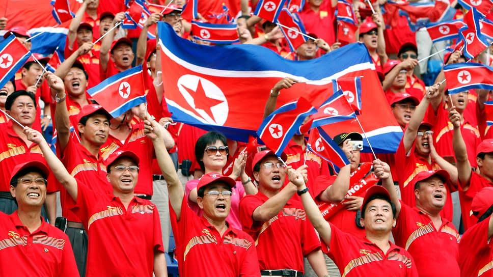 Трансляция Олимпиады-2020 в КНДР началась с опозданием