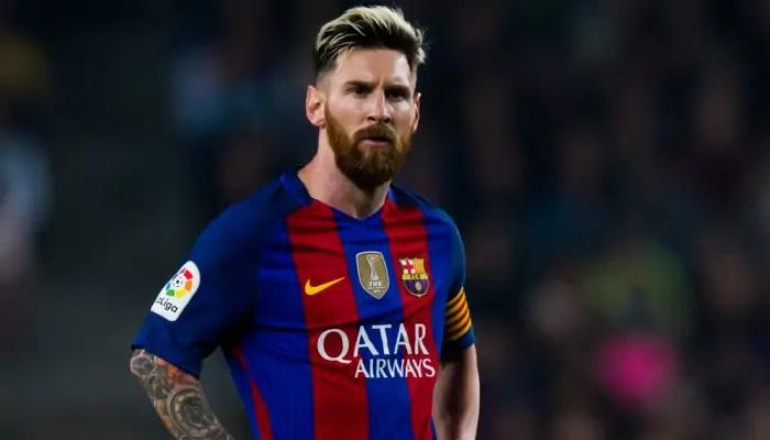 """Нападающий """"Барселоны"""" Лионель Месси пропустит последнюю игру сезона против """"Эйбара"""""""