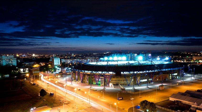 Харьков хочет провести матч за Суперкубок УЕФА-2025