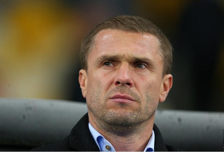 Мнение Сергея Реброва о возможности возглавить сборную Украины по футболу