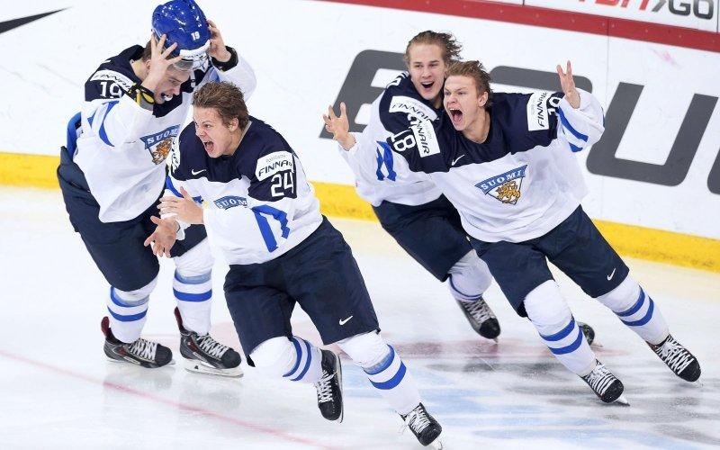 Сборная Финляндии стала вторым финалистом ЧМ-2021 по хоккею