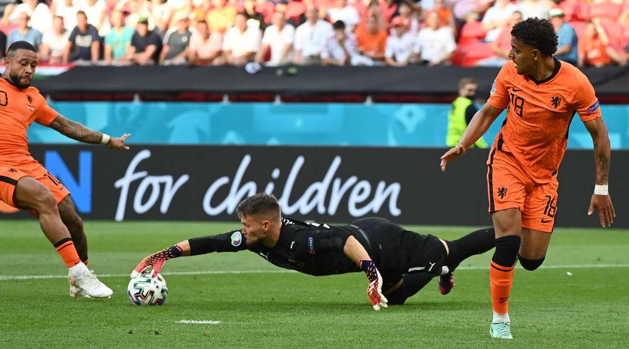 Сборная Чехии сенсационно прошла в четвертьфинал Евро-2020