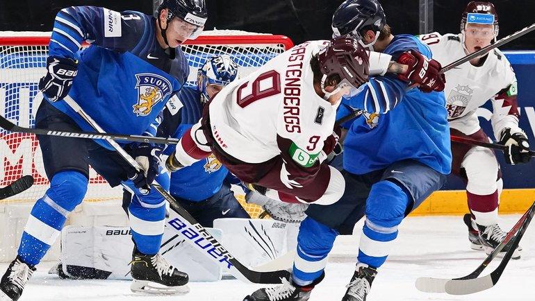 Финляндия проходит в плей-офф, а Швеция борется за 4 место в своей группе на ЧМ-2021 по хоккею