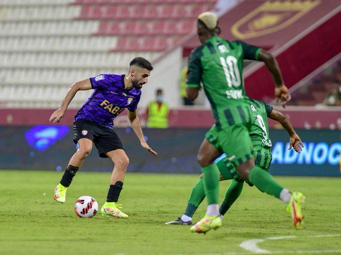 «Аль-Айн» Сергея Реброва в драматическом матче чемпионата ОАЭ сыграл вничью с «Аль-Урубой»