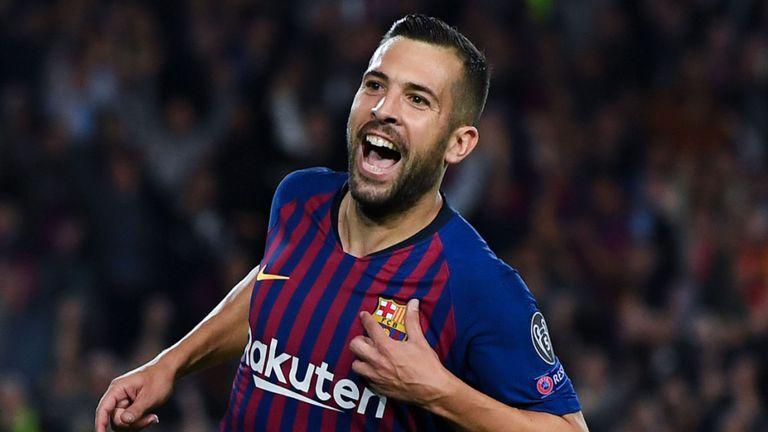 «Барселона» не может договориться с Жорди Альбой касательно сокращения заработной платы