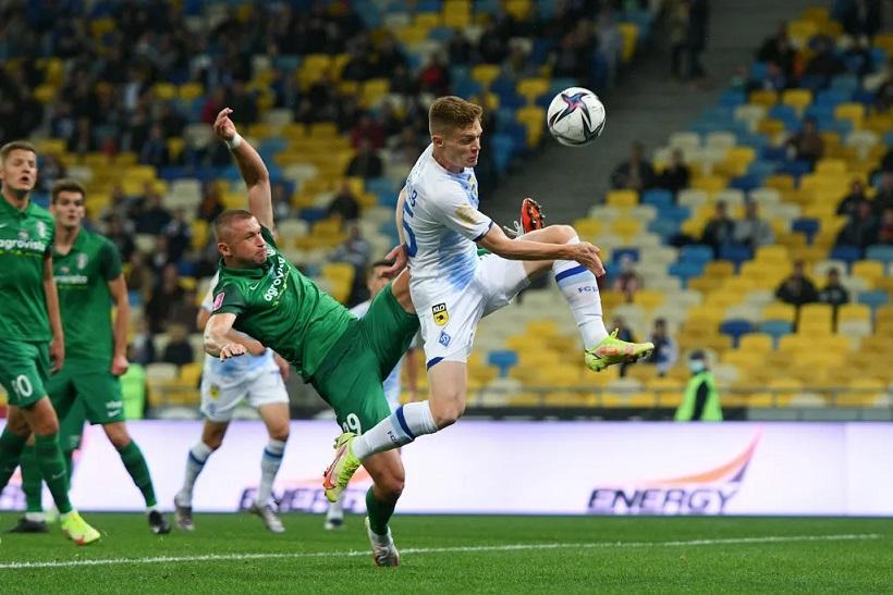 «Динамо» в тяжелом бою «выгрызло» минимальную победу у «Александрии»