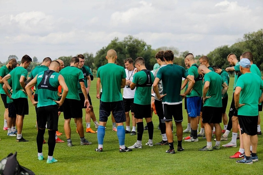 ФК «Альянс» возобновил тренировочный процесс – матч с ФК «Оболонь» будет перенесен