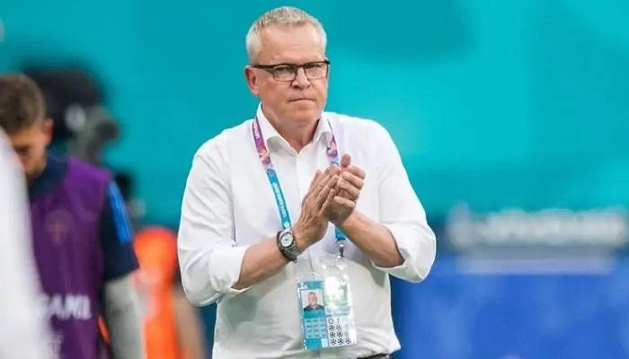Наставник сборной Швеции по футболу обвинил украинских футболистов в намеренных симуляциях
