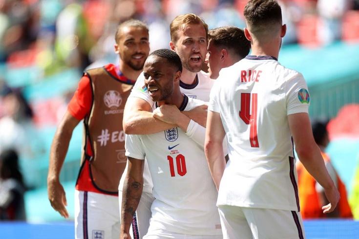 Сборная Англии – один из фаворитов чемпионата Европы по футболу