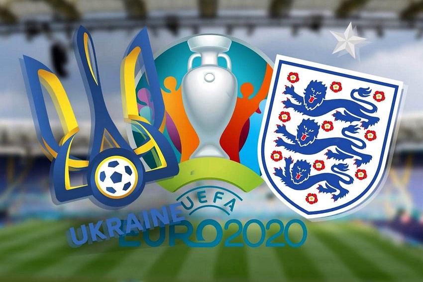 Российский Первый канал показал рекламу вместо гимнов сборных Украины и Англии на Евро-2020