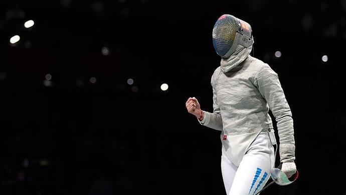 Олимпийские игры - 2020: тренер аргентинской саблистки в прямом эфире сделал ей предложение