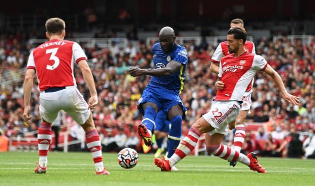 Челси добыл уверенную победу в матче с Арсеналом в лондонском дерби АПЛ
