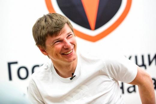 Аршавин предлагает новую футбольную модель для Российской Премьер-лиги