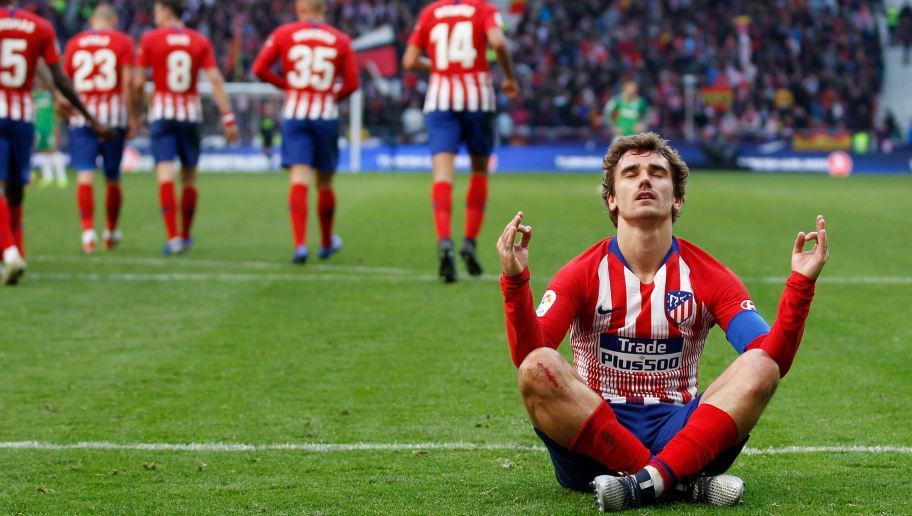 Вальядолид - Атлетико Мадрид. Сможет ли Атлетико оформить завтра чемпионство в Ла-Лиге?