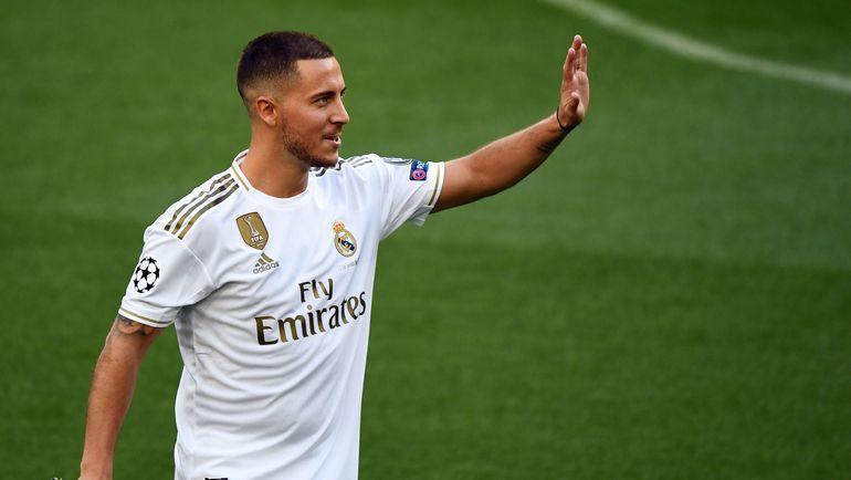 «Реал» планирует продать Азара этим летом