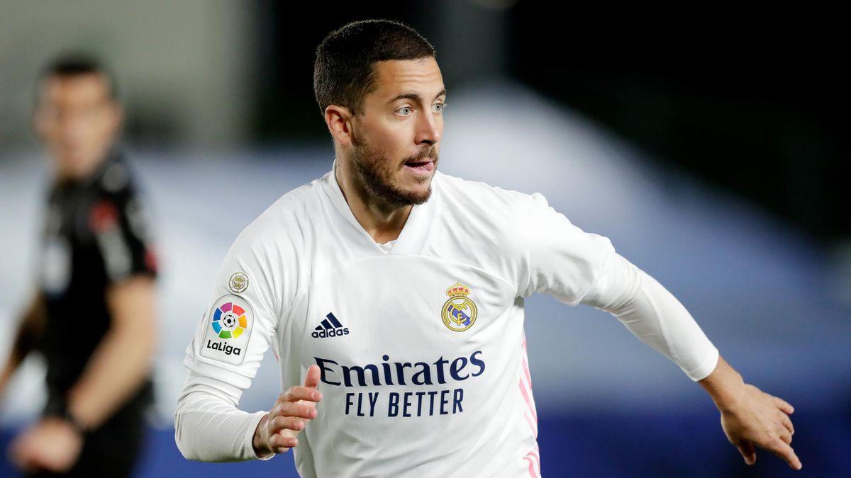 Эден Азар реабилитировался за предыдущие неудачи важным голом за Реал