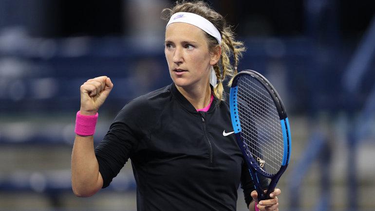 Теннисистка Азаренко прекратила выступления на турнире WTA в Мадриде