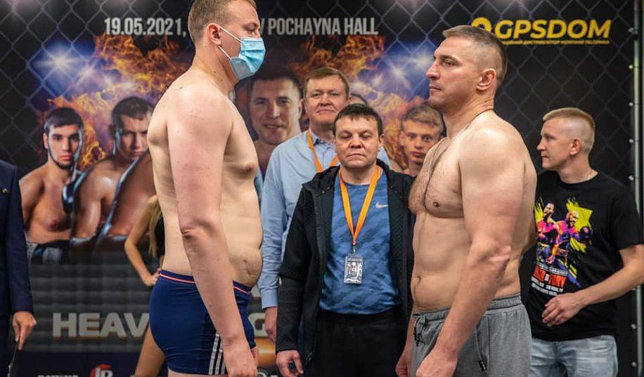 Украинский боксер Александр Бабич выиграл титул чемпиона Украины