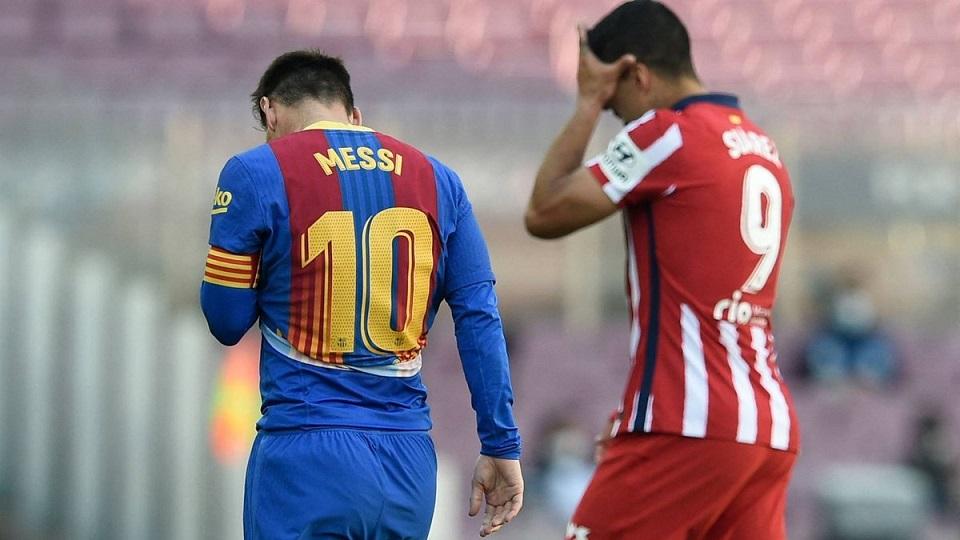 """Ничья """"Барселоны"""" с """"Атлетико"""" открывает """"Реалу"""" путь к чемпионству"""