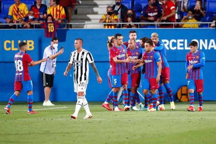 «Барселона» снова выиграла Кубок Гампера
