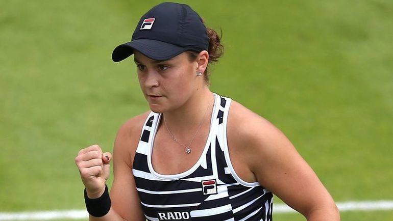 Австралийская теннисистка Эшли Барти выиграла 5-й турнир WTA в 2021 году