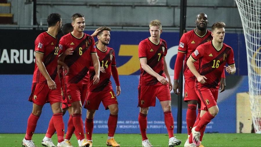 Стало известно, сколько игроки сборной Бельгии получат в случае победы на Евро-2020
