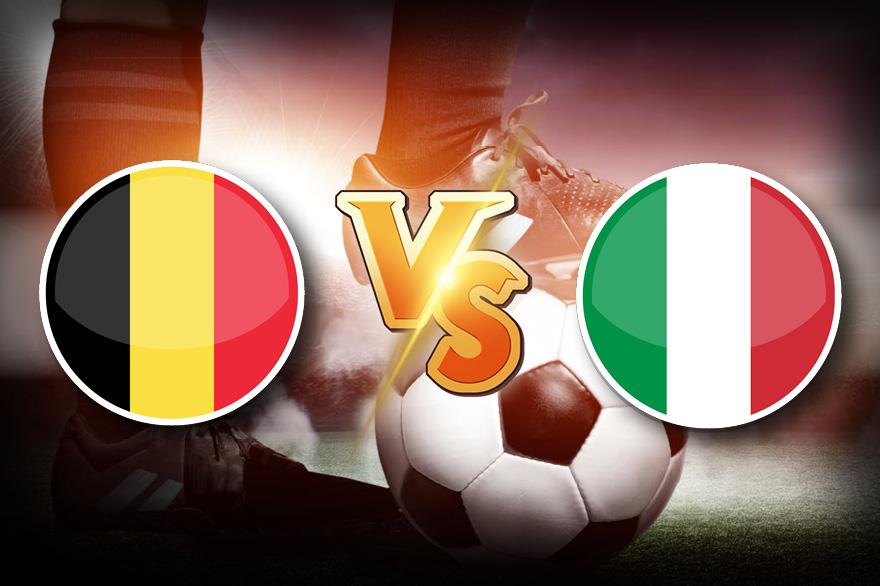 Анонс и прогноз матча Лиги наций УЕФА Италия - Бельгия
