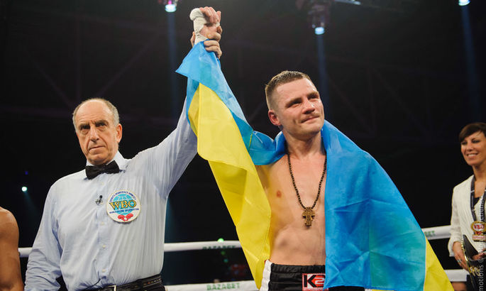 Денис Беринчик: «Я дрался с Ломаченко еще, когда мы оба были любителями»