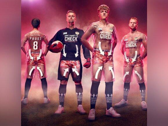 Футбольный клуб из Англии презентовал оригинальную футбольную форму